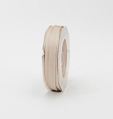 Furlanis nastro carlotta raso bordi rame beige colore 2 mm.10 Mt.20