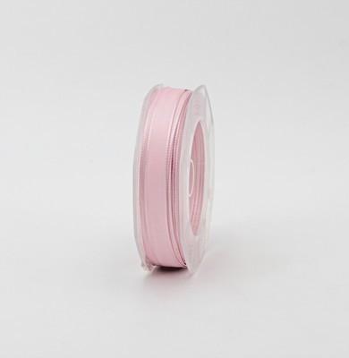 Furlanis nastro carlotta raso bordi rame rosa colore 20 mm.10 Mt.20