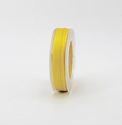 Furlanis nastro carlotta raso bordi rame giallo colore 430 mm.10 Mt.20
