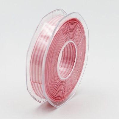 Furlanis nastro bamby rigato rosa colore 20 mm.15 Mt. 25