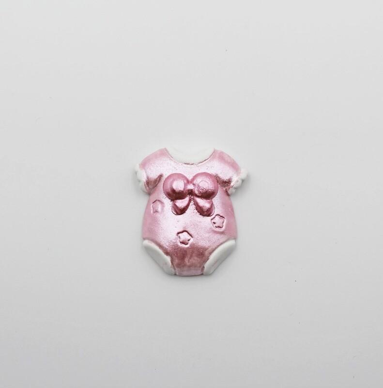 Gessetto tutina rosa Pz. 10