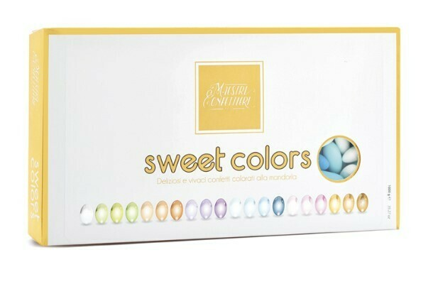 Maxtris Sweet Colors Blu al Gusto di Vaniglia
