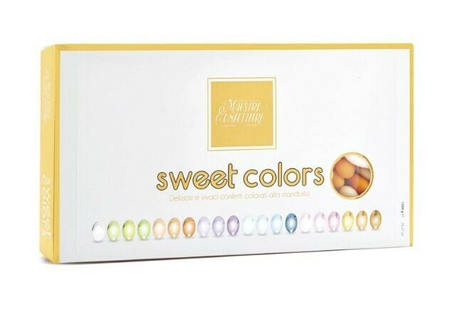 Maxtris Sweet Colors Arancio al Gusto di Arancia