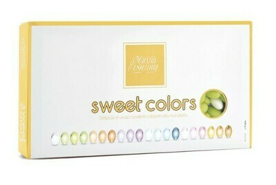 Maxtris Sweet Colors Verde al Gusto di Limone
