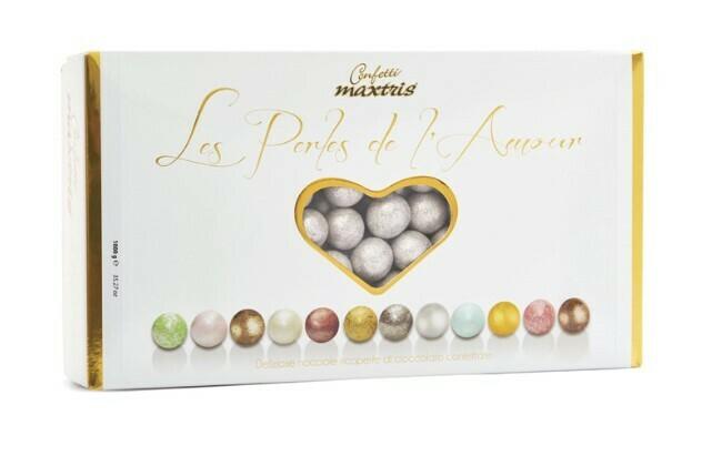 Maxtris Les Perles Etè Silver