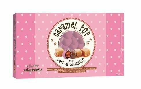 Maxtris Caramel pop rosa
