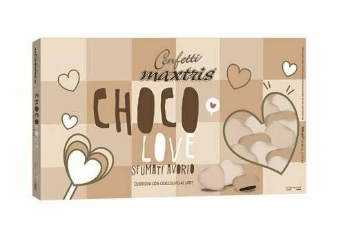 Maxtris Choco love sfumati avorio