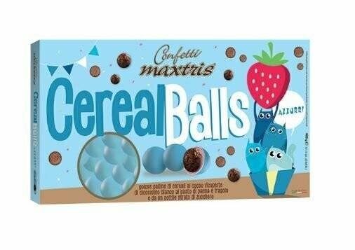 Maxtris Cereal balls azzurri