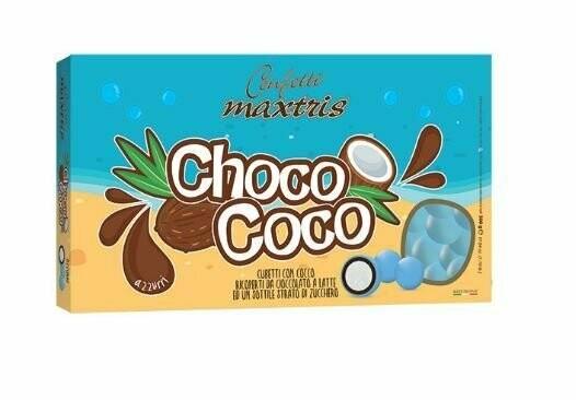Maxtris Choco coco azzurri
