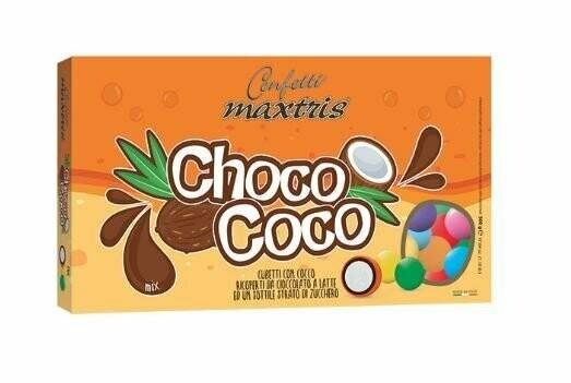 Maxtris Choco coco mix