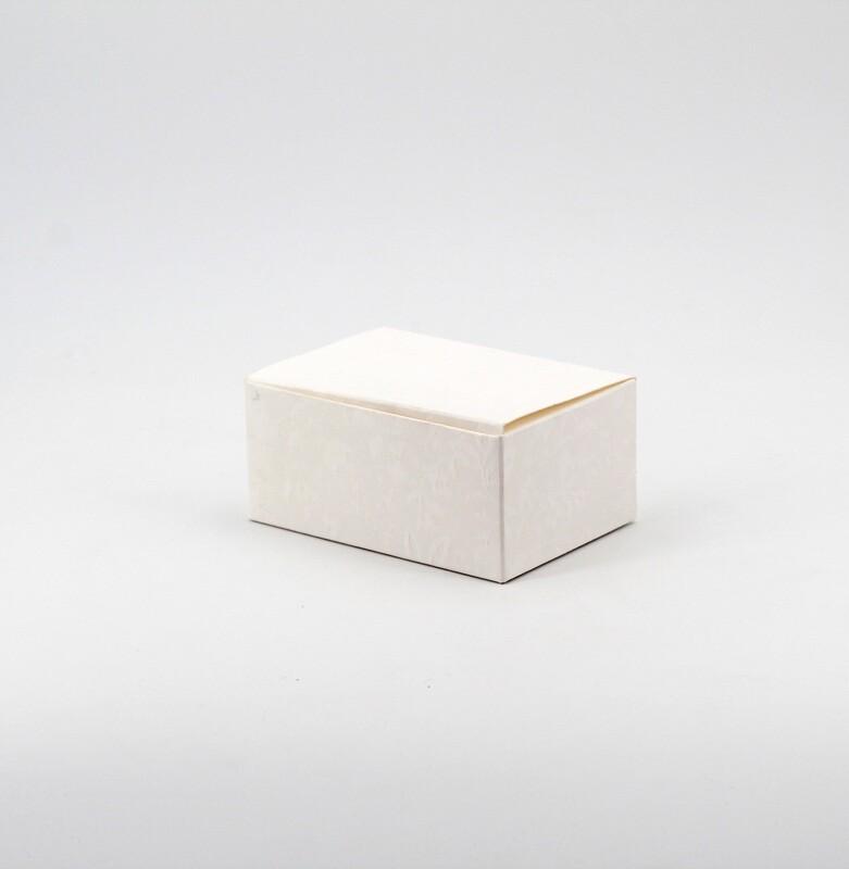 Scatola rivestita harmony bianco Pz.10