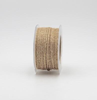 Furlanis nastro treccina juta lame colore 102 mm 0.5 Mt. 50