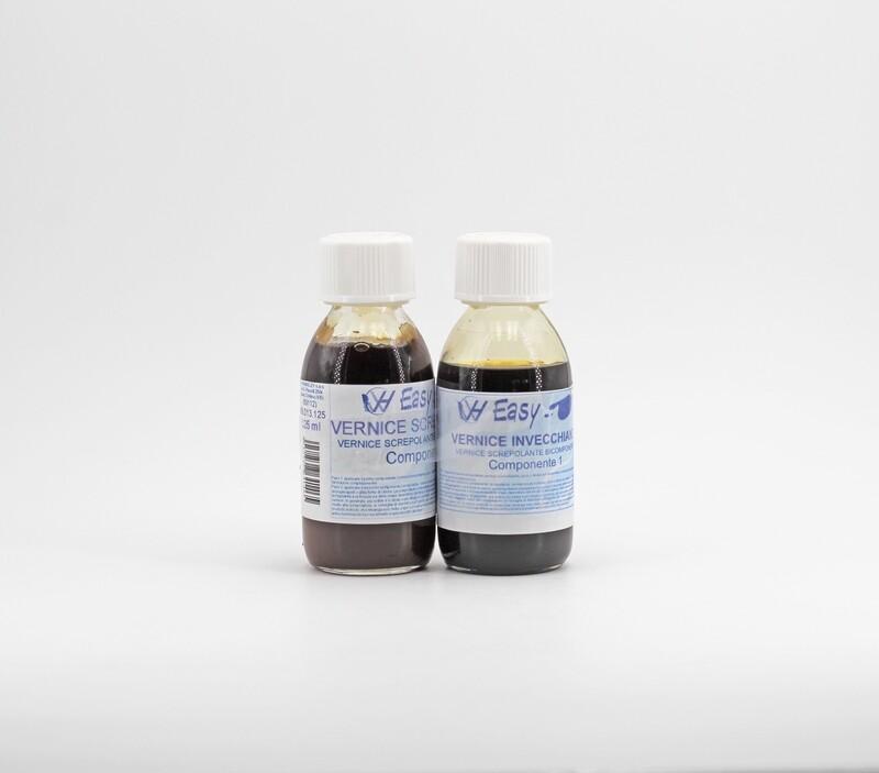 Vernice per bronzare per doratura 125 ml. Pz. 1
