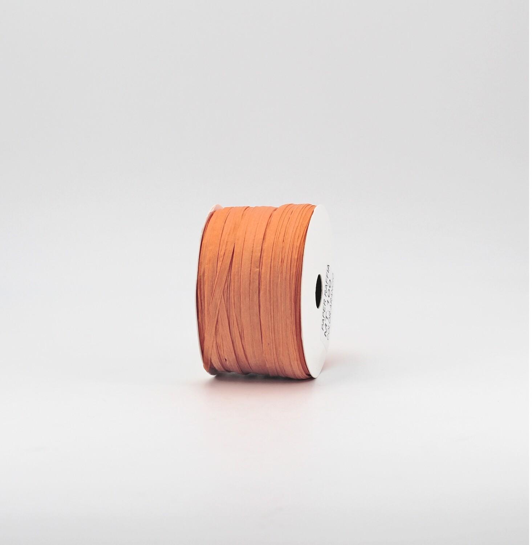 Rafia arancio mm.5 Mt.100