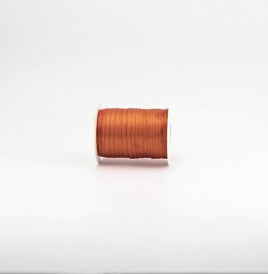 Nastro raso arancio mm.3 Mt. 100