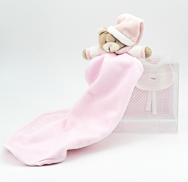 Copertina orsetto rosa Pz. 1