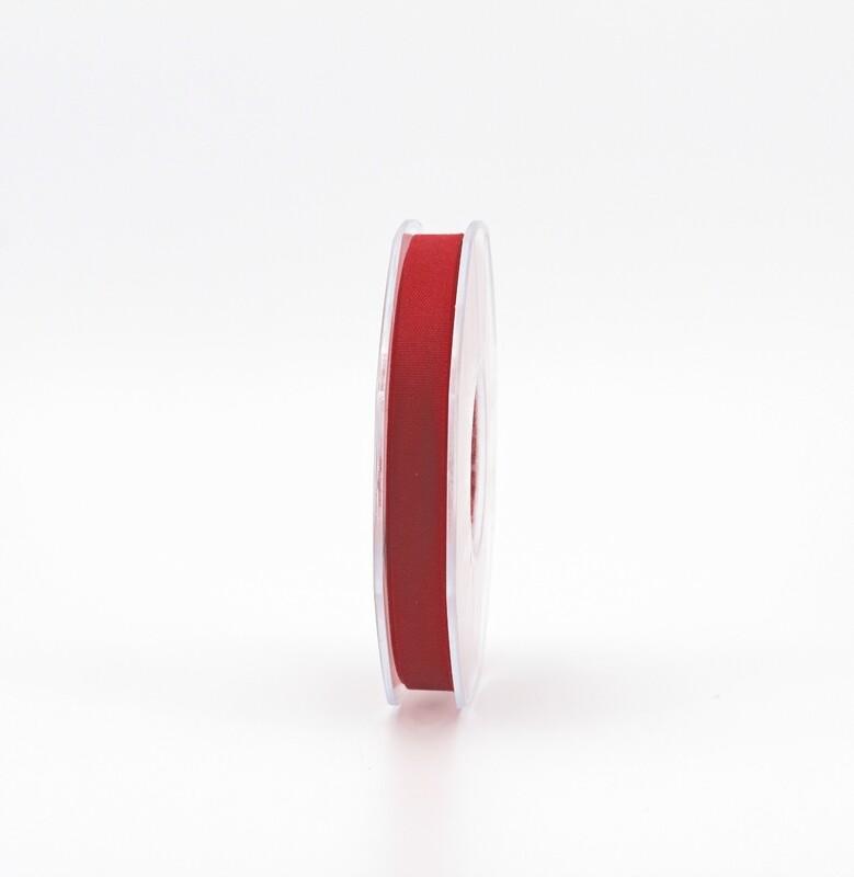 Furlanis nastro garza tipo cotone rosso colore 31 mm.10 Mt. 25
