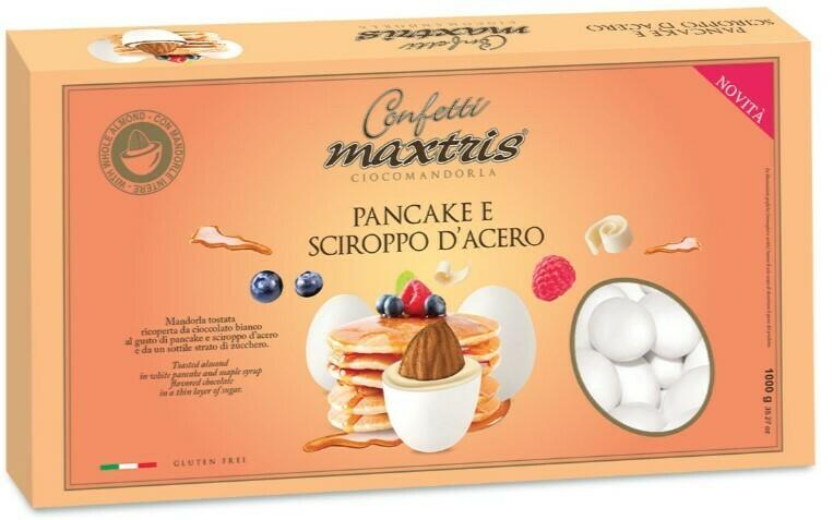 Maxtris pancake e sciroppo d'acero Pz. 1