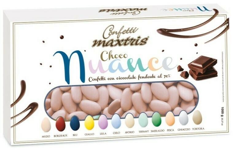 Maxtris choco nuance nudo Pz. 1