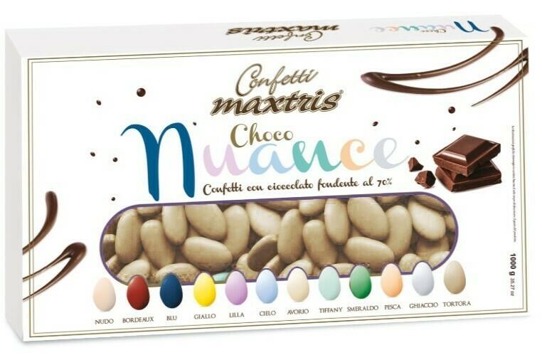 Maxtris choco nuance tortora Pz. 1