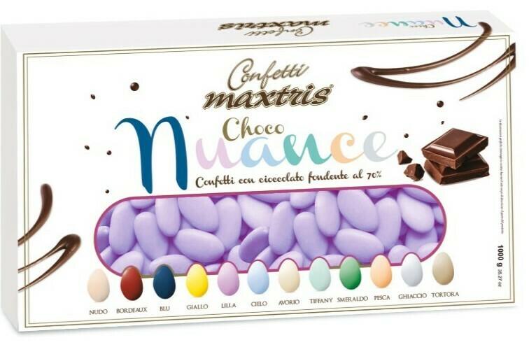 Maxtris choco nuance lilla Pz. 1
