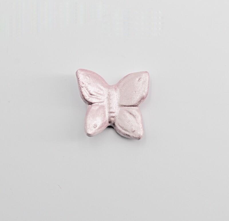 Gessetto farfalla reflect rosa Pz.10