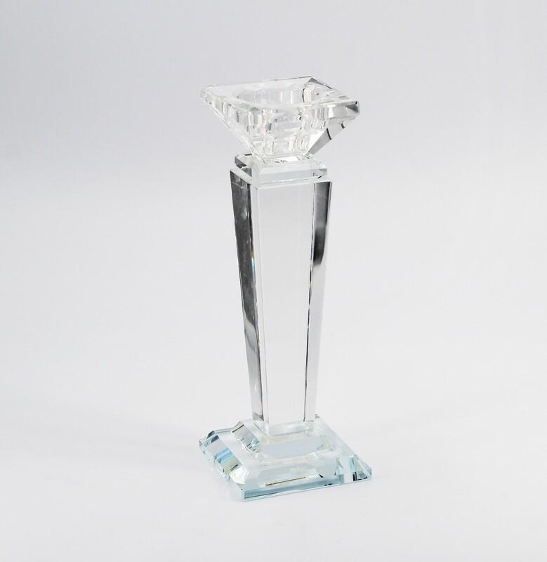 Candelabro di cristallo Star h.19 Pz.1