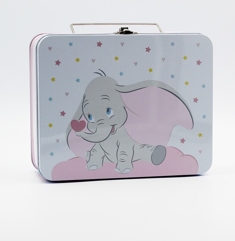 Set 9 valigette Dumbo Rosa Pz.9