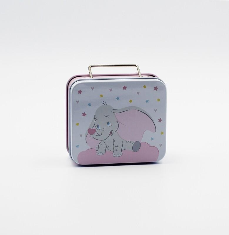 Valigetta Dumbo rosa Pz.1