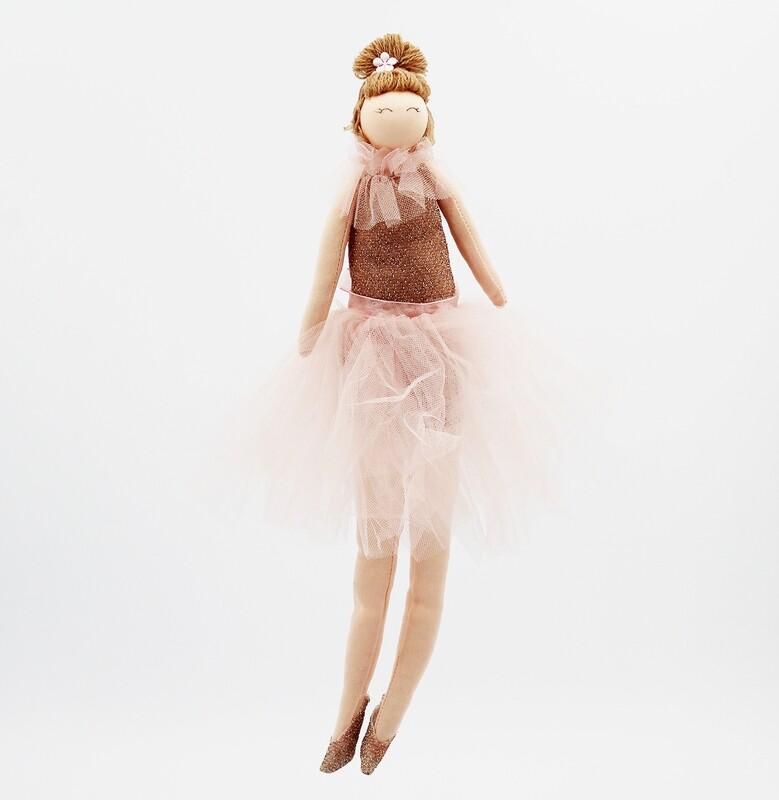 Ballerina con tulle bambola Pz.1