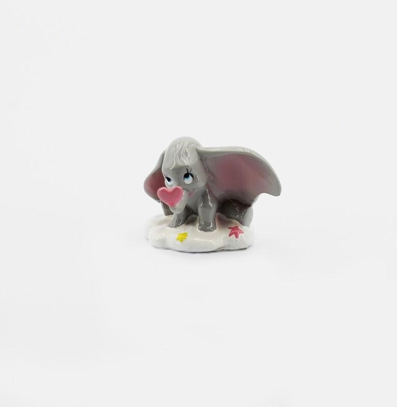 Dumbo bomboniera rosa  Pz.1