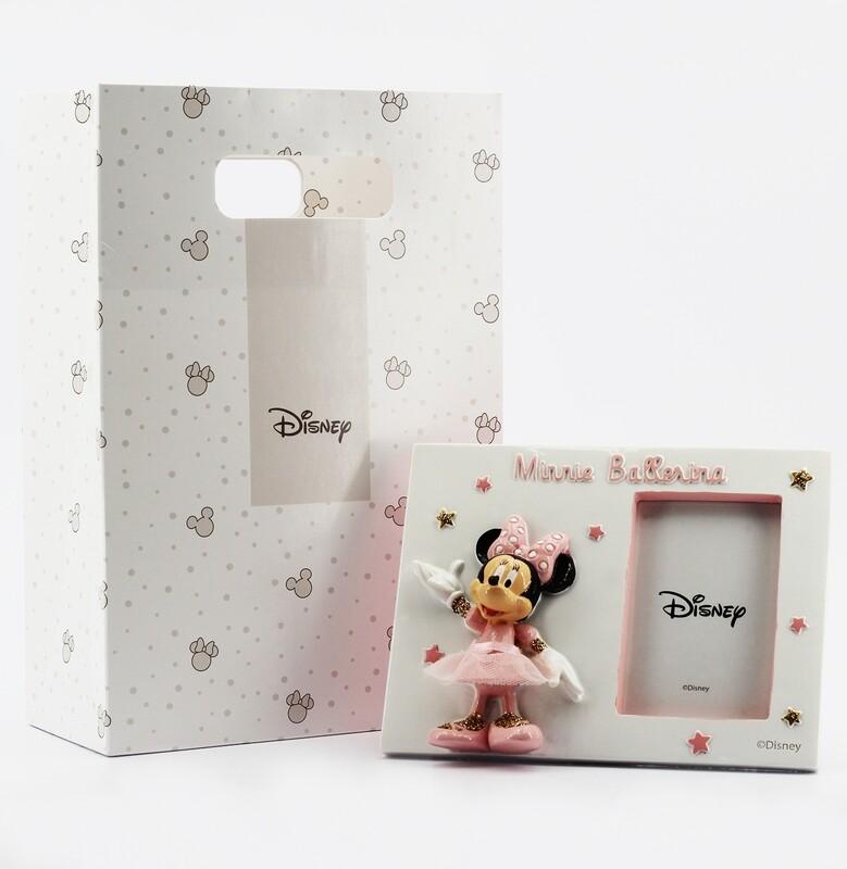 Portafoto Minnie ballerina con shopper Pz.1