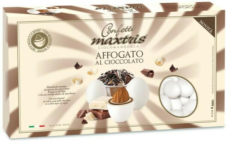 Maxtris affogato al cioccolato Pz. 1