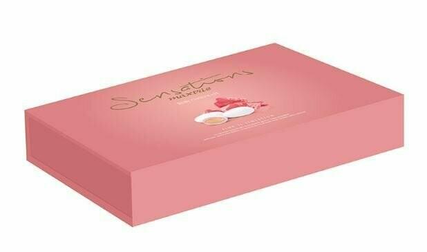 Maxtris sensation ruby chocolate scatola regalo Pz.1