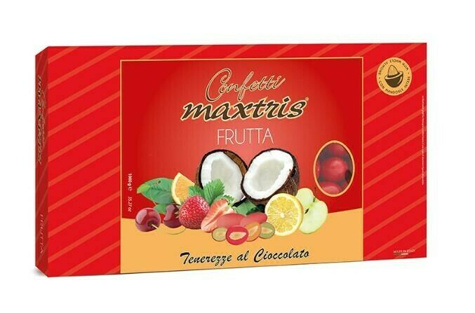 Maxtris Frutta rosso Pz.1