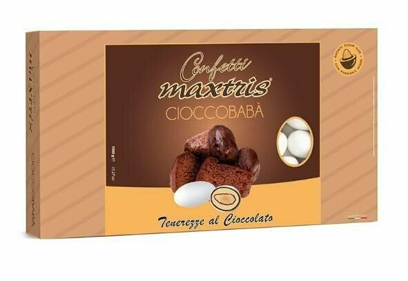 Maxtris cioccobabà Pz.1