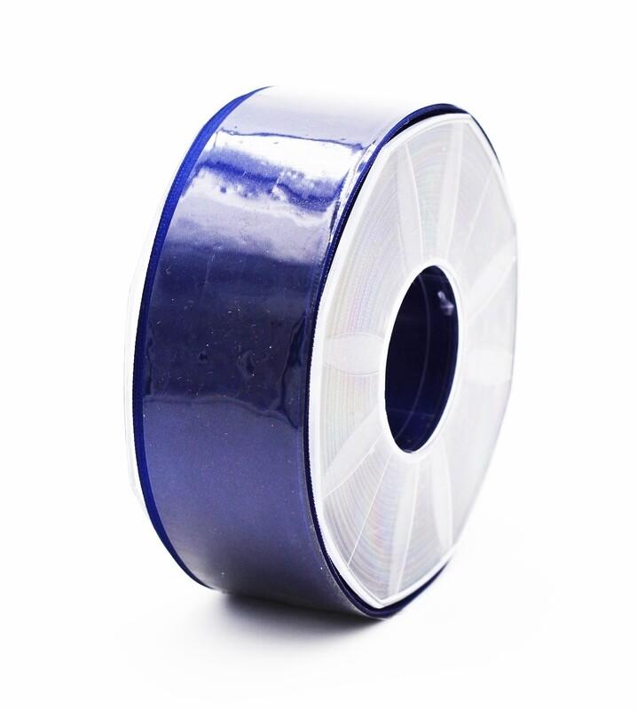 Furlanis nastro di raso blu chiaro colore 426 mm.40 Mt.25