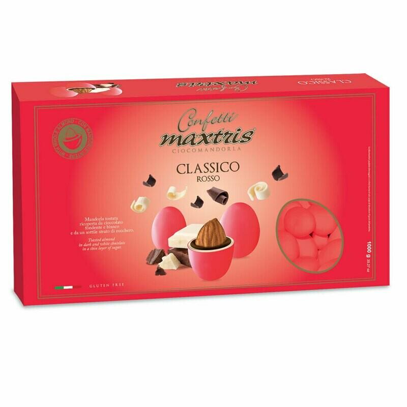 Mini Maxtris classico rosso