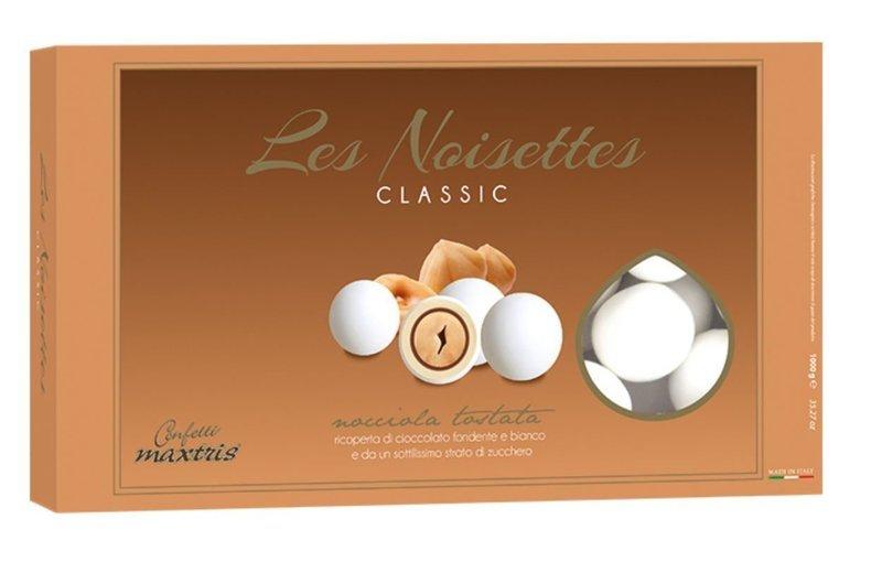 Maxtris Les Noisettes Classic bianco