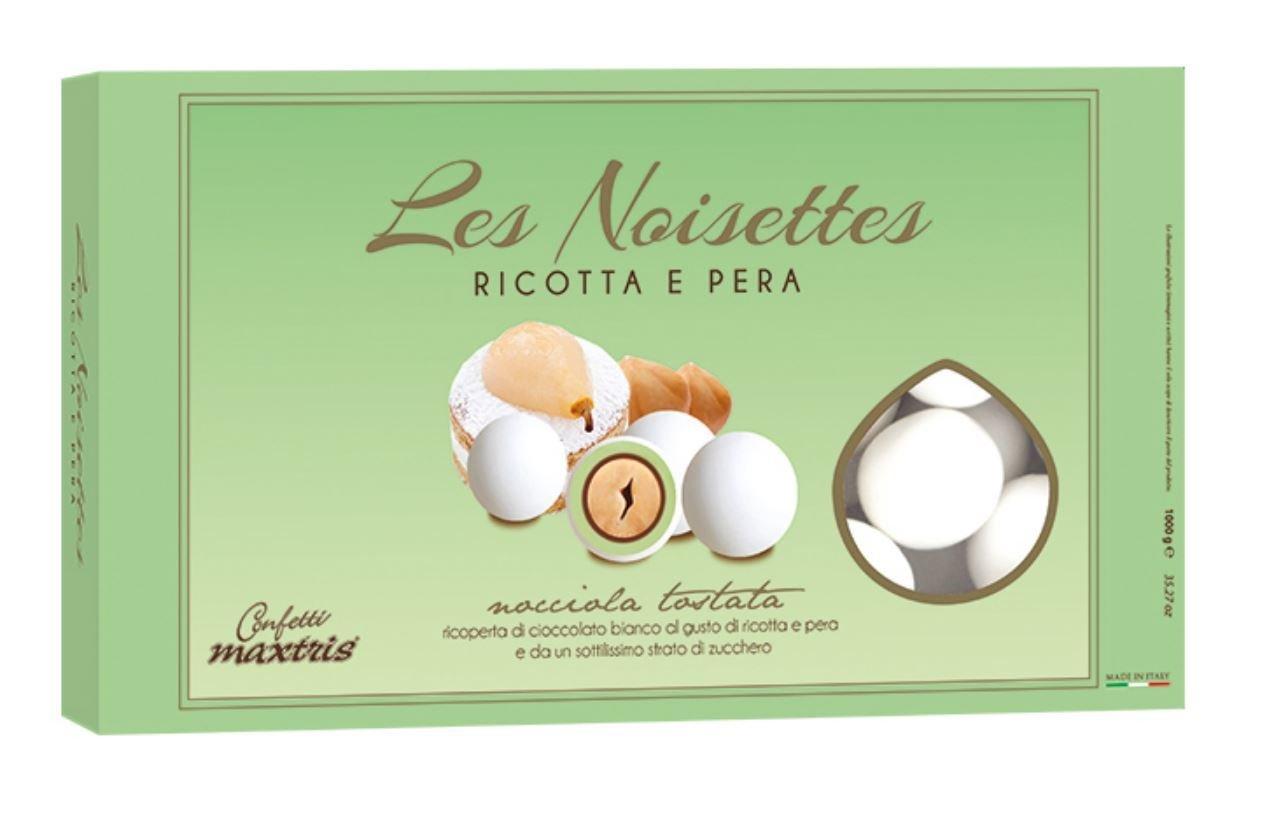 Les Noisettes Ricotta E Pera