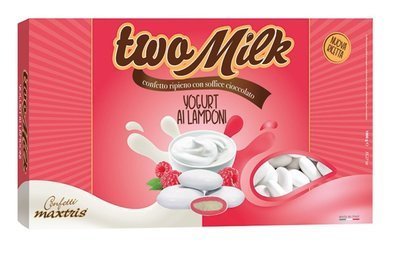 Maxtris Two Milk Yogurt ai Lamponi