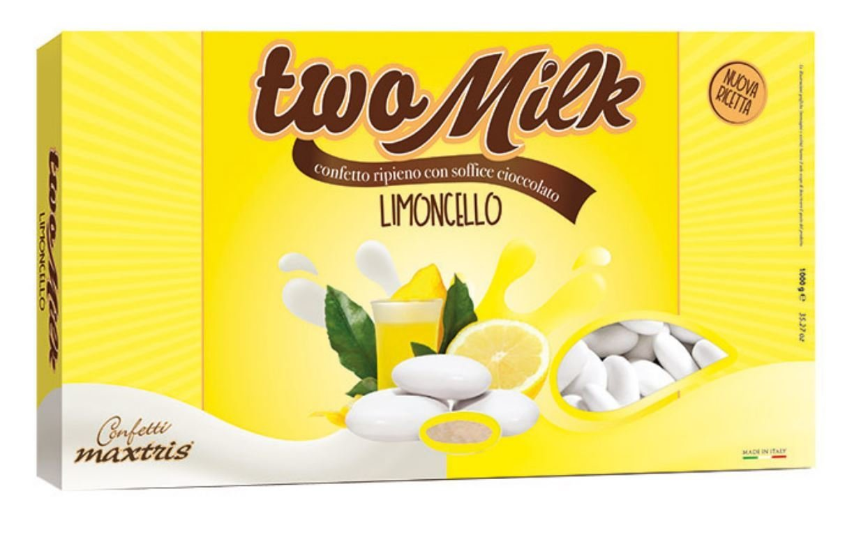 Maxtris Two Milk Latte Limoncello