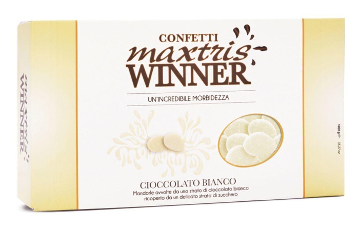 Maxtris Winner Cioccolato Bianco