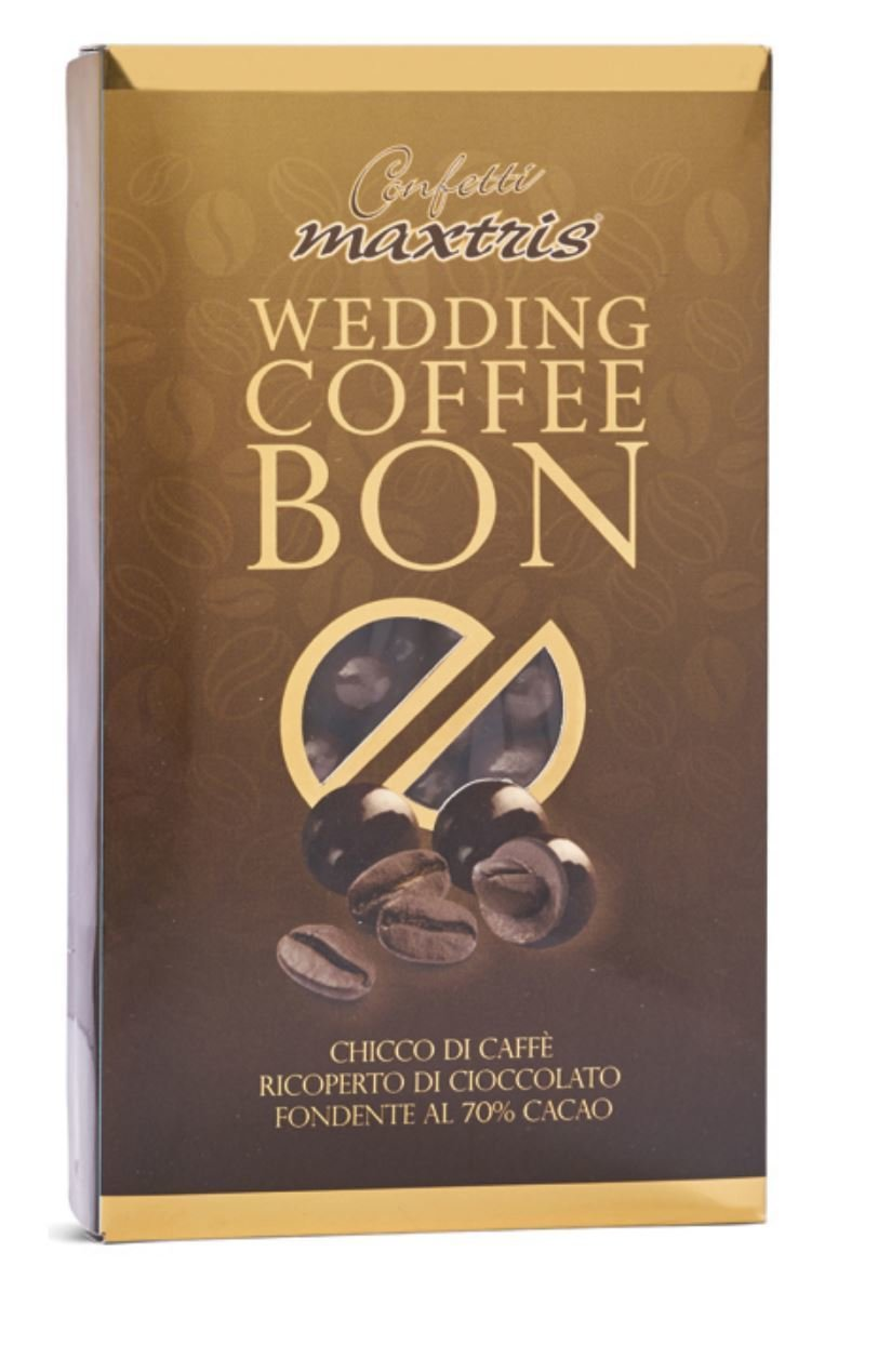 Maxtris Wedding Coffee Bon