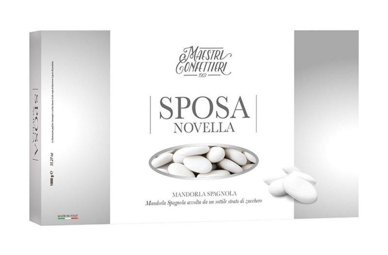 Maxtris Sposa Novella Bianchi