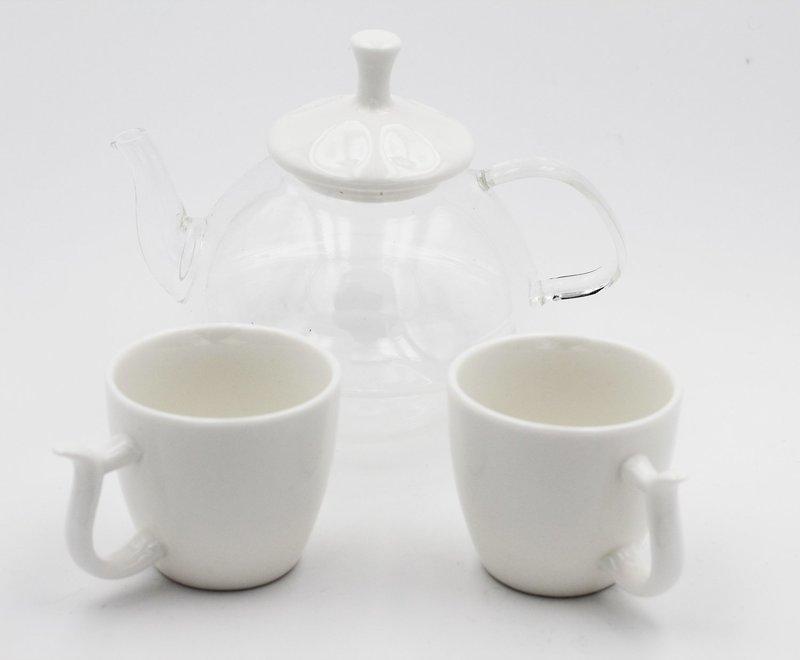 Bomboniera set caffè per due Pz.1