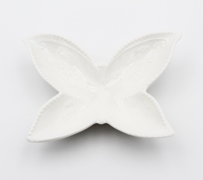 Svuotatasca farfalla con astuccio
