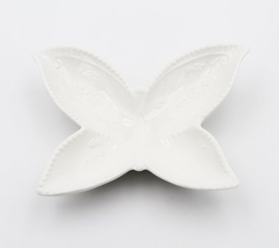 Bomboniera Ilary Queen svuotatasca farfalla Pz. 1