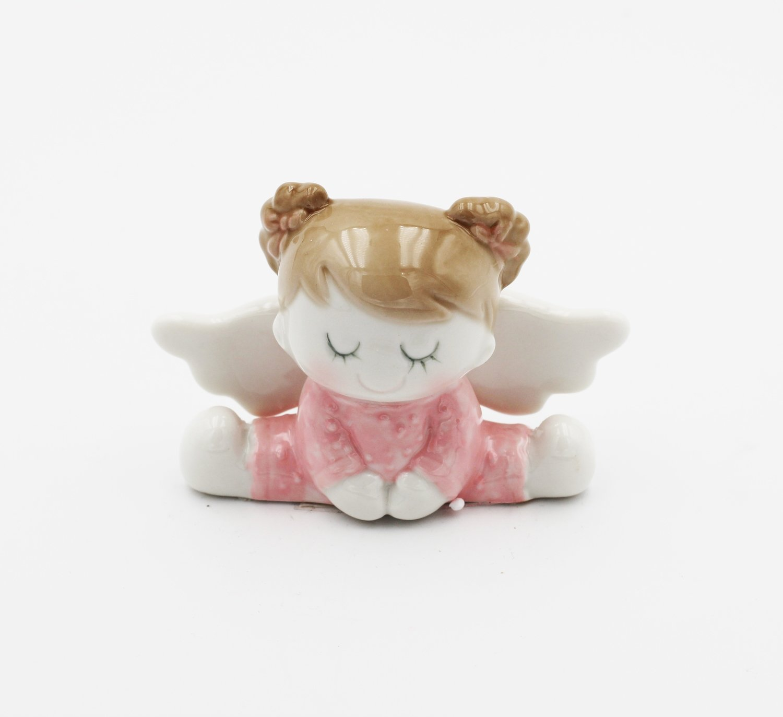 Bomboniera Ilary Queen angelo seduto Pz. 1