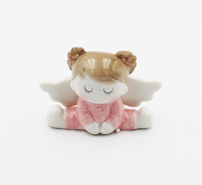 Bomboniera Ilray Queen angelo seduto Pz. 1